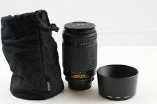 Lens Nikon ED AF Nikkor 70-300mm 1:4-5.6 D
