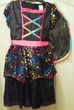 girl's fancy dress, halloween costume. Age 5-6yrs. Bnwt