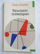 Structures Syntaxiques - Noam Chomsky