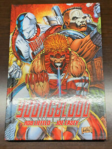 Youngblood Oversized HC - 1st Print 2008 Liefeld Casey