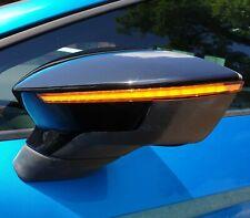 OSRAM Spiegelblinker Seat Leon 5F inkl. ST Laufblinker Blinker dynamisch smoke