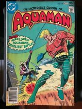 Aquaman #58 1977 Dc Comics