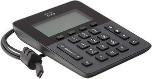 Cisco 8831 VOIP Conference Phone CP-8831-DCU-S Keypad Display IP polycom IP UC