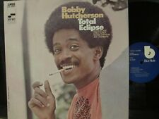 """Bobby Hutcherson """"Total Eclipse"""" (Blue Note)1968  -1976 reissue- Jazz Lp"""