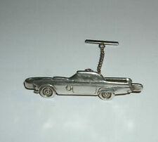 RAR - Oldtimer - 925 Silber - Krawattennadel - 4,5 cm lang - aus altem Nachlass