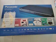Panasonic DMP-BD87P-K Blu-Ray Player W/ Wifi New Sealed!