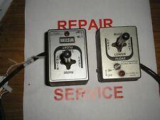 ACTUAL FULL REBUILD for repair Western Fisher 6 Pin JOYSTICK  plow  controller