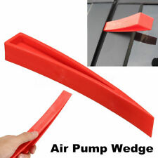 Automotive Plastic Car Window Doors Emergency Entry open Tool for Air Pump Wedge