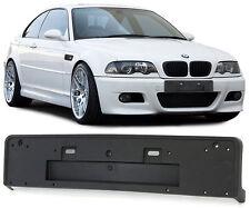 Número de Parachoques Delantero Matrícula Soporte para BMW E46 3 Series M3 M SPORT PARACHOQUES