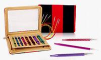 Knit Pro Zing Deluxe Stricknadel-Set 47404