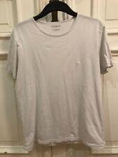 EMPORIO ARMANI Rundhals Underwear Basic T-Shirt T Shirt Weiß Gr. M 100% Cotton