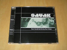 Savak - four.hundred.forty.four.days CD synapscape winterkälte converter asche