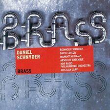 David Taylor - Daniel Schnyder Brass [CD]