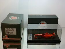 BBR MODELS FERRARI F300 PRESS 1998 - EDDY IRVINE 43- 1:43 - EXCELLENT IN BOX