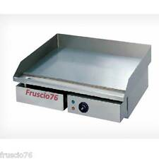 FRY TOP  ELETTRICO LISCIA BECKERS GRILL GHE 55 L BECKERS HAMBURGER  BISTECCHIERA