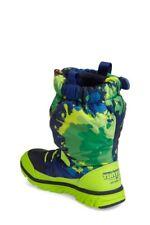 New Stride Rite M2PTeenage Mutant Ninja Turtles Sneaker Boys Boots Size US 5.5 M