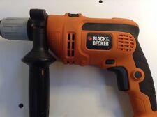 Negro y Decker Taladro martillo eléctrico KR654 CRES 650 W 230 V Usado