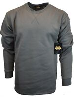 GUIDE GEAR Mens Pullover Sweater Size M L XL Long Sleeve Crew Neck Winter Warm