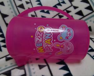 Mezzo piano children kids novelty Plastic jar Water Juice Ice Tea Milk  Pitcher