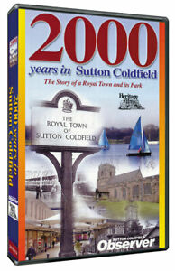 '2000 years in Sutton Coldfield' DVD