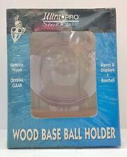 Ultra Pro Wood Baseball holder
