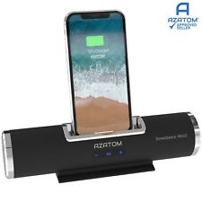 iPhone Docking station speaker iPod Portable Charger Dock AZATOM STREETDANCE 2