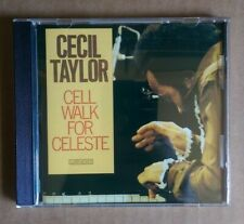 Cecil Taylor / Cell Walk For Celeste (CD Used) Candid CCD 79034 (B5)