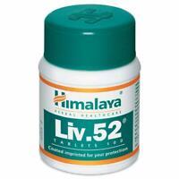 HIMALAYA Liv 52 Leber Detox - 100 Kapseln, VERSAND WELTWEIT