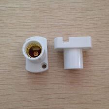 2PCS E12 Plastic Lamp Socket Lamp Holder Base For LED Light Bulb Free shipping