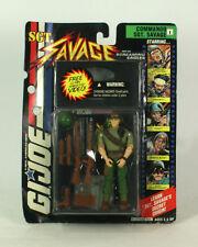 G.I. Joe SGT Savage Commando SGT Savage MOC 1994