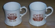 More details for scarce  2 off ltd edition taunton  cider mugs  one of 65 & one of  160