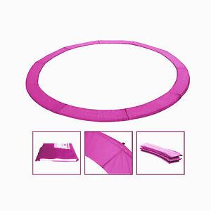 Randabdeckung Federabdeckung Randschutz Schutz für Trampolin von 244 bis 460 cm