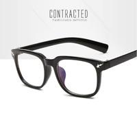 Oversize Glasses Women men Eyeglasses frames with Star Clear lenses Eyewear New