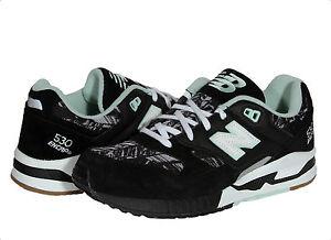 New Balance 530 90 S Summer Utility Women's Classic Running Shoes W530SUA Black
