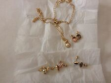 New Avon Pearlesque Spectacular Wardrobe Necklace & Earrings gift Set