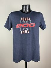 Men's Indy Car Authentic Apparel Honda Indy Mid 200 Ohio Navy SS Cotton Tee M