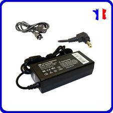Chargeur Alimentation Pour Acer Aspire  2012WLMi   65W  3,42A