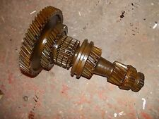Ford 8N tractor main transmission low bottom drive gear gears & shaft