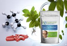 60 LIPO FAT BURNER HIGH STRENGTH WEIGHT LOSS SUPPLEMENT SLIMMING DIET PILLS
