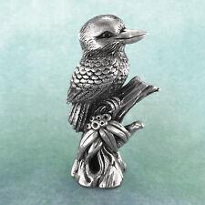 Kookaburra On Branch Australian Souvenir Figurine Australiana Gift