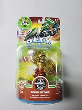 Skylanders Swap Force Gold and Bronze Doom Stone *RARE* READ BELOW!!!