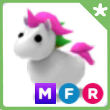 MFR Unicorn ( Mega Fly Ride ) Adopt Me Pet *FAST DELIVERY*