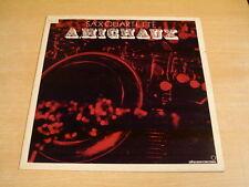 SAXQUARTETTE A. MICHAUX / JAZZ LP