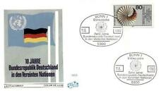 Germany 1983 FDC 1185 UNO ONZ