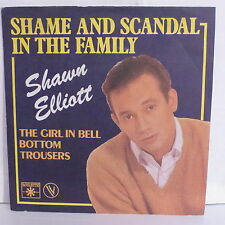 SHAM ELLIOTT Shame and scandal in the family 101345