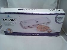 Rival Vacuum Sealer