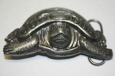 Gürtelschnalle Buckle Schildkröte Turtle Nature Animal Lizenz Tanside England