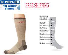 Winter SALE Darn Tough Vermont Men's Merino Wool Boot Cushion Hiking Socks NEW