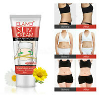 Slimming Cream Anti-Cellulite Body Wrap Slimming Fat Burner Gel Weight Loss AU
