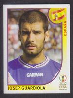 Panini - Korea Japan 2002 World Cup - # 106 Josep Guardiola - Espana